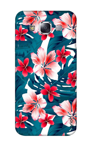 Floral Jungle Samsung E7 Cases & Covers Online