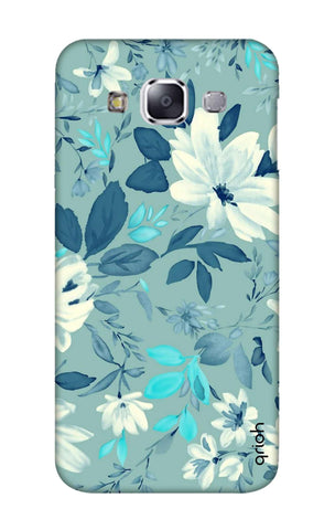 White Lillies Samsung E7 Cases & Covers Online