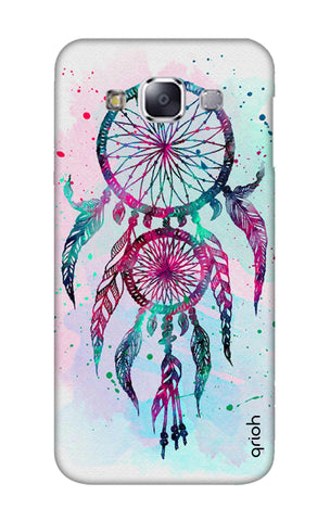 Dreamcatcher Feather Samsung E7 Cases & Covers Online