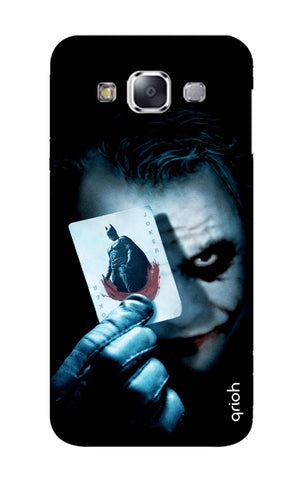 Joker Hunt Samsung E7 Cases & Covers Online