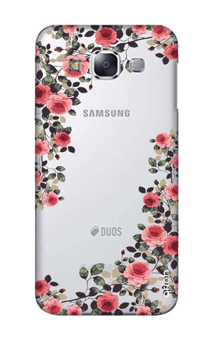 Floral French Samsung E7 Cases & Covers Online