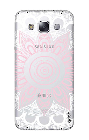 Pink Mandala Samsung E7 Cases & Covers Online