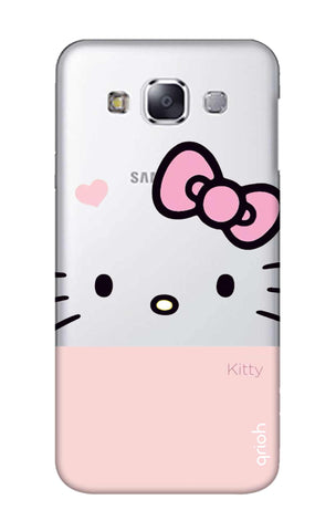 Hello Kitty Samsung E7 Cases & Covers Online