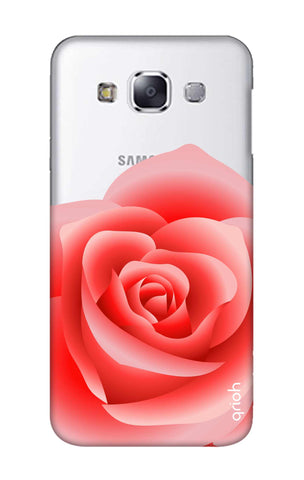 Peach Rose Samsung E7 Cases & Covers Online