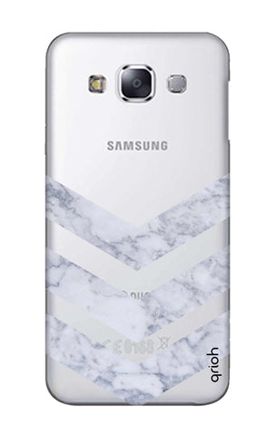Marble Chevron Samsung E7 Cases & Covers Online