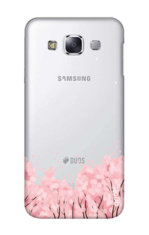 Cherry Blossom Samsung E7 Cases & Covers Online