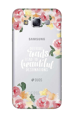 Beautiful Destinations Samsung E7 Cases & Covers Online
