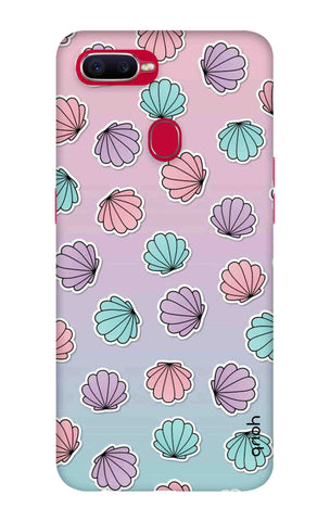 Gradient Flowers Oppo F9 Pro Cases & Covers Online