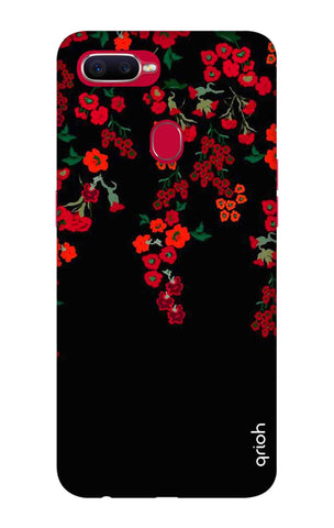 Floral Deco Oppo F9 Pro Cases & Covers Online