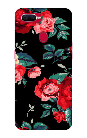 Wild Flowers Oppo F9 Pro Cases & Covers Online