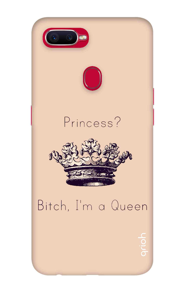 Queen Case for Oppo F9 Pro