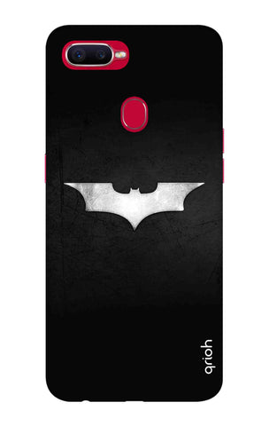 Grunge Dark Knight Oppo F9 Pro Cases & Covers Online
