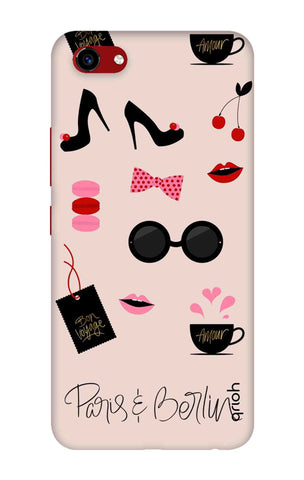 Paris And Berlin Vivo Y81 Cases & Covers Online