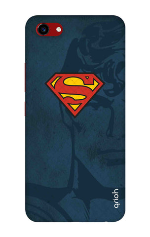 Wild Blue Superman Vivo Y81 Cases & Covers Online