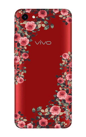 Floral French Vivo Y81 Cases & Covers Online