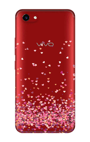 Cluster Of Hearts Vivo Y81 Cases & Covers Online