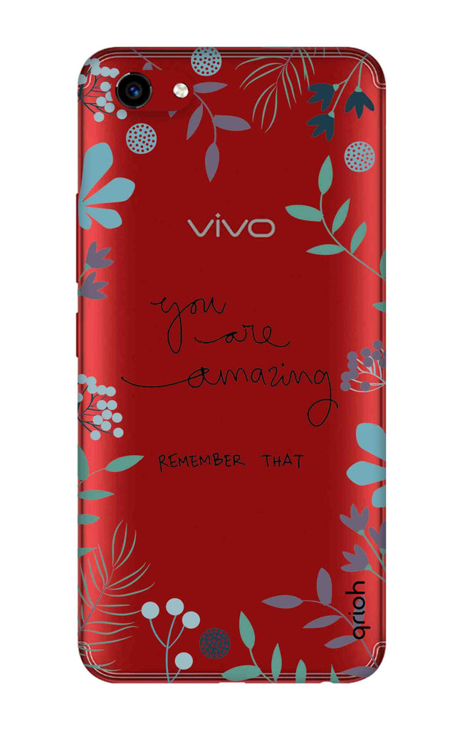 huge selection of 74029 87b88 You're Amazing Case for Vivo Y81