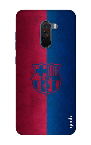 Football Club Logo Xiaomi Poco F1 Cases & Covers Online