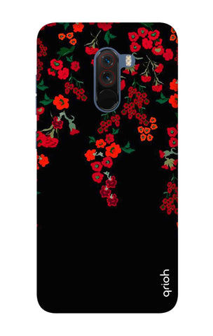 Floral Deco Xiaomi Poco F1 Cases & Covers Online