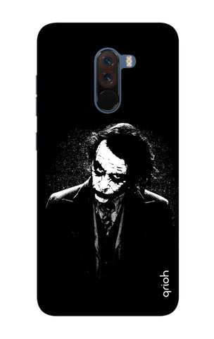 Black Satan Xiaomi Poco F1 Cases & Covers Online