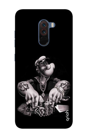 Rich Man Xiaomi Poco F1 Cases & Covers Online
