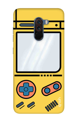 Video Game Xiaomi Poco F1 Cases & Covers Online