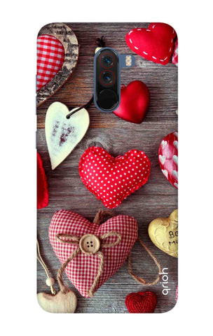 Be Mine Xiaomi Poco F1 Cases & Covers Online
