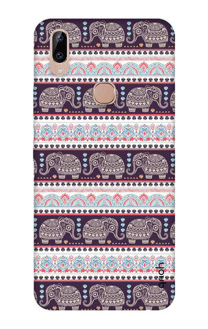 Elephant Pattern Vivo Y83 Pro Cases & Covers Online
