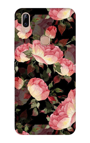 Watercolor Roses Vivo Y83 Pro Cases & Covers Online