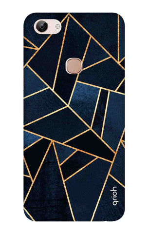 Abstract Navy Vivo Y83 Pro Cases & Covers Online