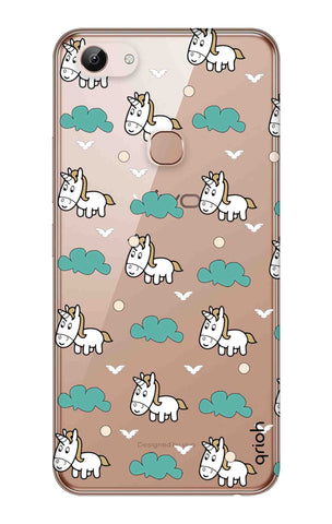 Unicorn In The Clouds Vivo Y83 Pro Cases & Covers Online