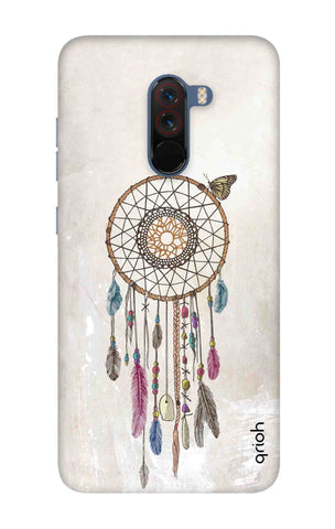 Butterfly Dream Catcher Xiaomi Pocophone F1 Cases & Covers Online