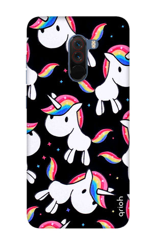 Colourful Unicorn Xiaomi Pocophone F1 Cases & Covers Online