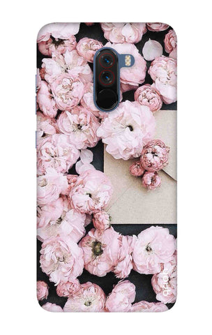 Roses All Over Xiaomi Pocophone F1 Cases & Covers Online