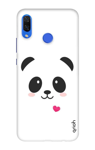 Panda Heart Huawei Nova 3i Cases & Covers Online