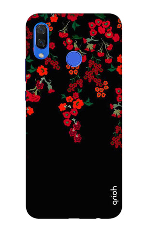 Floral Deco Huawei Nova 3i Cases & Covers Online
