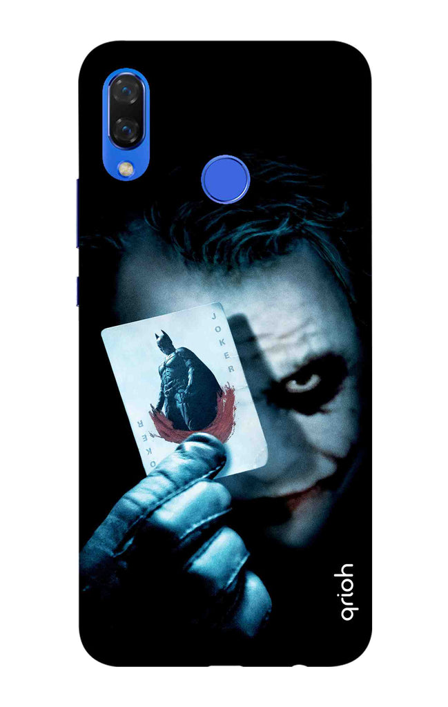 big sale d5168 8d6e6 Joker Hunt Case for Huawei Nova 3i