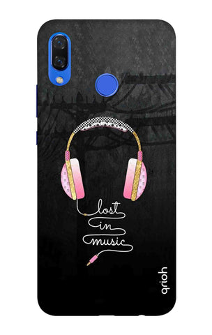 Lost In Music Huawei Nova 3i Cases & Covers Online