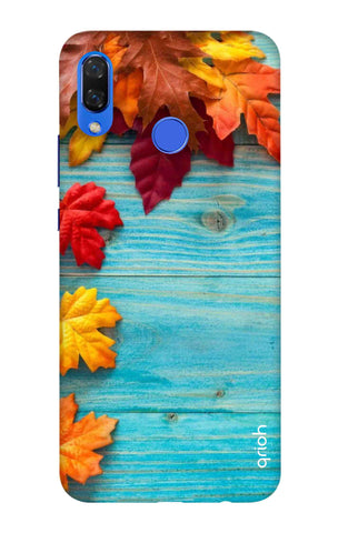 Fall Into Autumn Huawei Nova 3i Cases & Covers Online