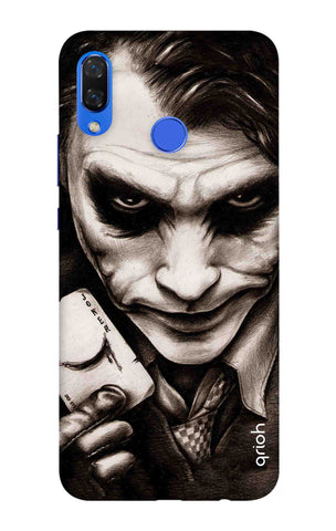 Why So Serious Huawei Nova 3i Cases & Covers Online