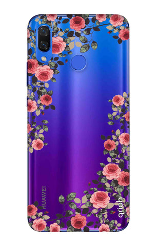 Floral French Huawei Nova 3i Cases & Covers Online