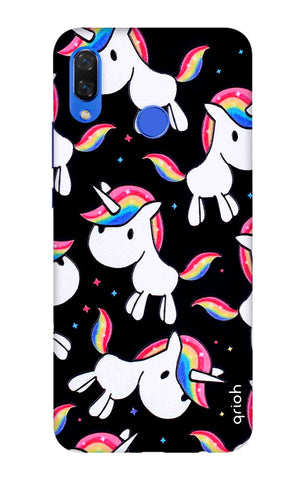Colourful Unicorn Huawei Nova 3 Cases & Covers Online