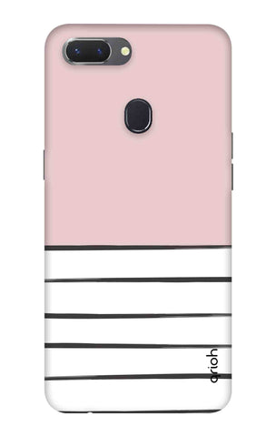 Horizontal Stripe Oppo Realme 2 Cases & Covers Online
