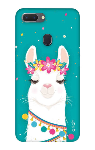 Cute Llama Oppo Realme 2 Cases & Covers Online