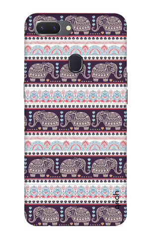 Elephant Pattern Oppo Realme 2 Cases & Covers Online