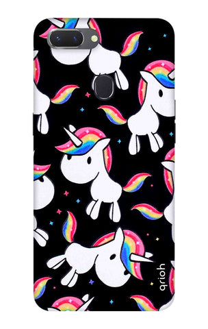 Colourful Unicorn Oppo Realme 2 Cases & Covers Online