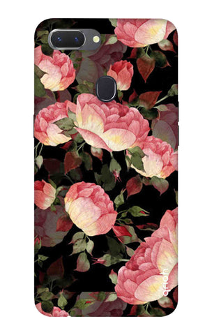 Watercolor Roses Oppo Realme 2 Cases & Covers Online