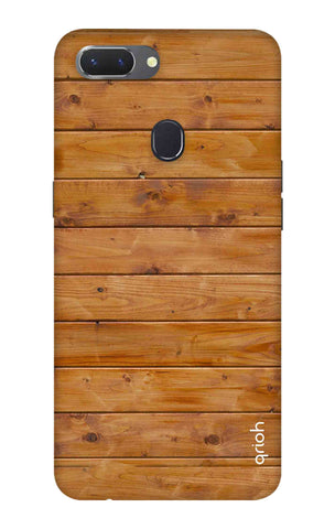 Natural Wood Oppo Realme 2 Cases & Covers Online