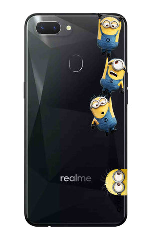 Falling Minions Oppo Realme 2 Cases & Covers Online
