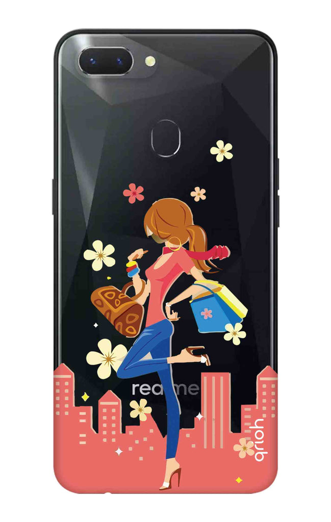 48320477551 Shopping Girl Oppo Realme 2 Back Cover - Flat 35% Off On Oppo Realme 2  Covers – Qrioh.com